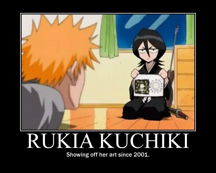 Rukia Sex Game