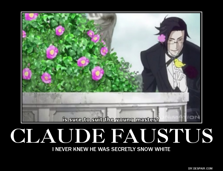 Claude Faustus by grachiel on DeviantArt