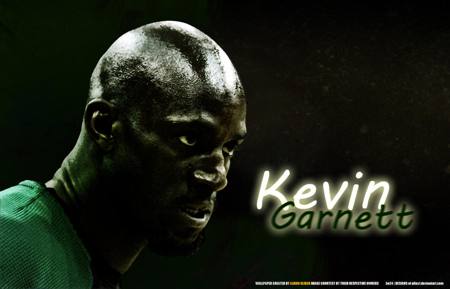 Kevin Garnett by pllay1