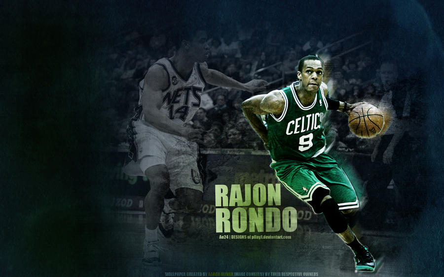 Rajon Rondo by pllay1