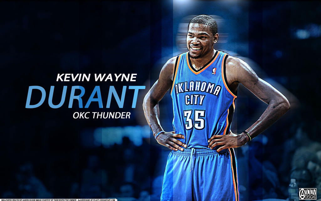 Kevin Durant by pllay1 on DeviantArt
