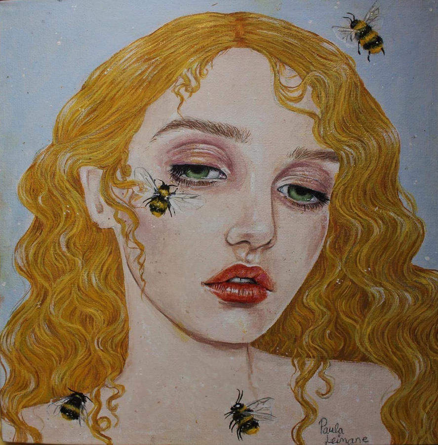 Honey Baby (for sale) by Paula-Leimane