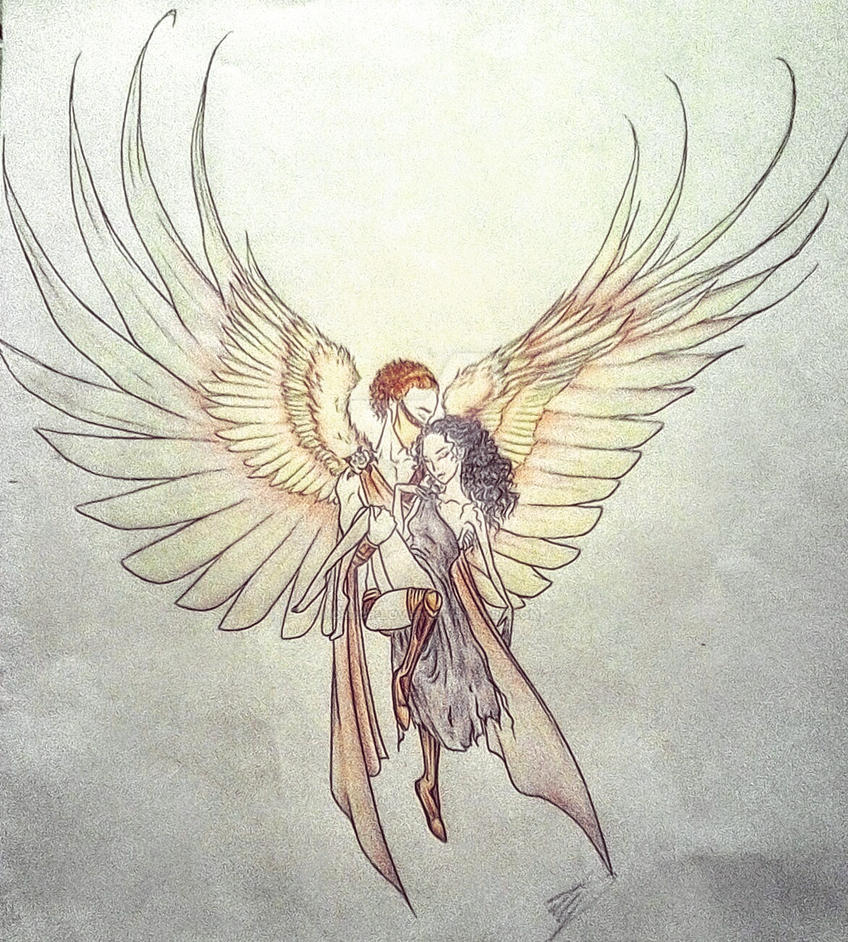 Love Lifts The Soul by horror-lover
