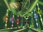 Green Lantern Great Hall Ver 2