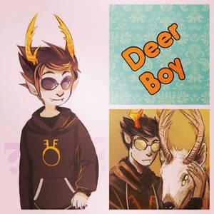 Deer boy