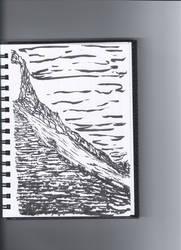 RC drifter waterfall mountain AUG2014