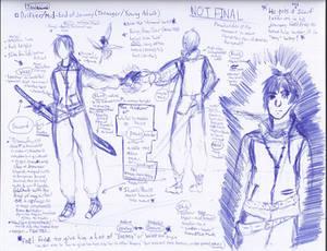 RC Drifter concept sketches AUG2014