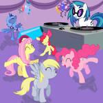 Pony PARTY!