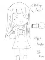 Ririchiyo Punch! by HomuHomuHomu
