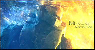 Halo 3 signature. by GFXPeter