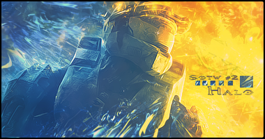 Halo 3 signature V2. by GFXPeter