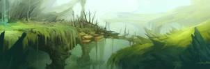Landscape Painting Practice