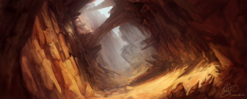 Environment Practice #2 by NesoKaiyoH