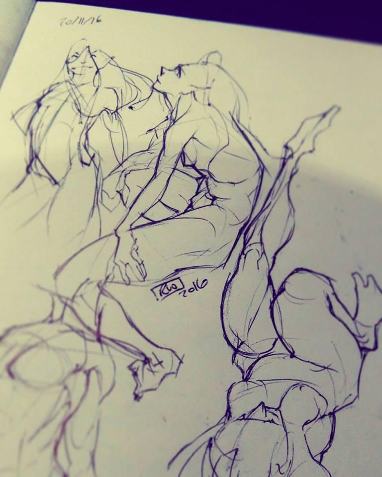 Insta-ladies by NesoKaiyoH