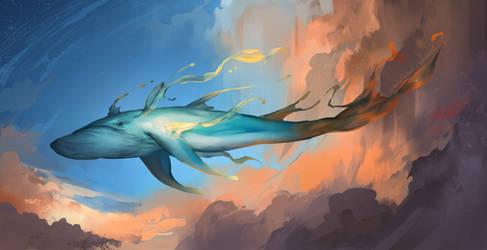 Whale Render - Ruins of Atlas