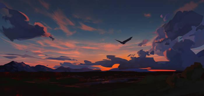 Sky by NesoKaiyoH