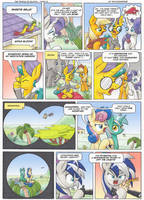 The Temple of Bloom - Page 12 by XeviousGreenII