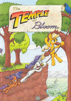 The Temple of Bloom - Cover by XeviousGreenII