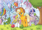 Roquet 'n' Roll by XeviousGreenII