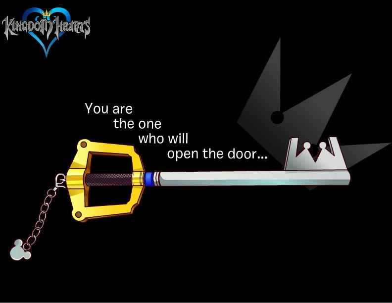 keyblade desktop background by hermionejgranger