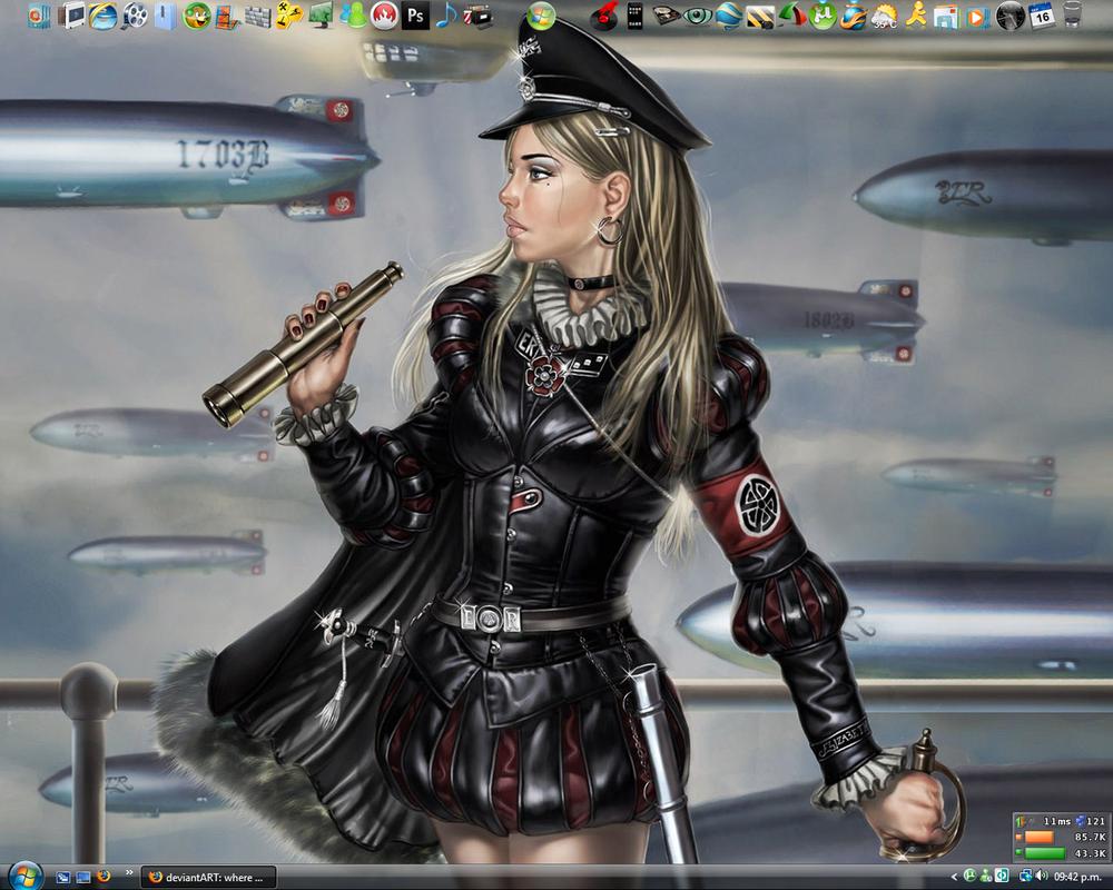 My Desktop - September by kokej69