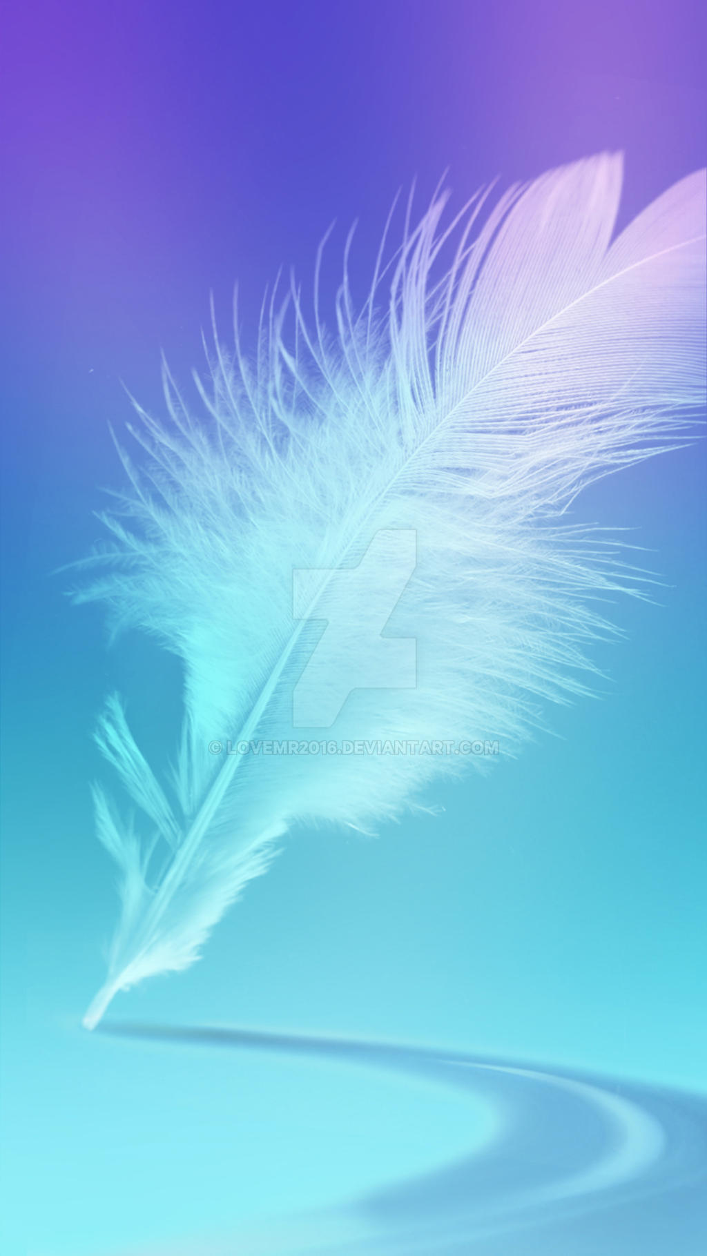 Love Wallpaper For Xperia c : Feather Wallpapers Sony XperiaxPerformance by lovemr2016 on DeviantArt