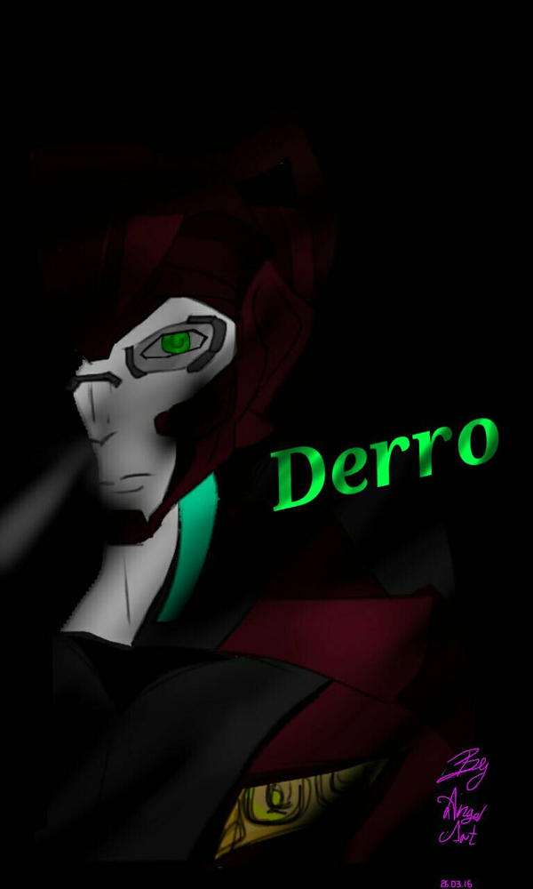 Derro OC TF  by Neo-Angel-Art