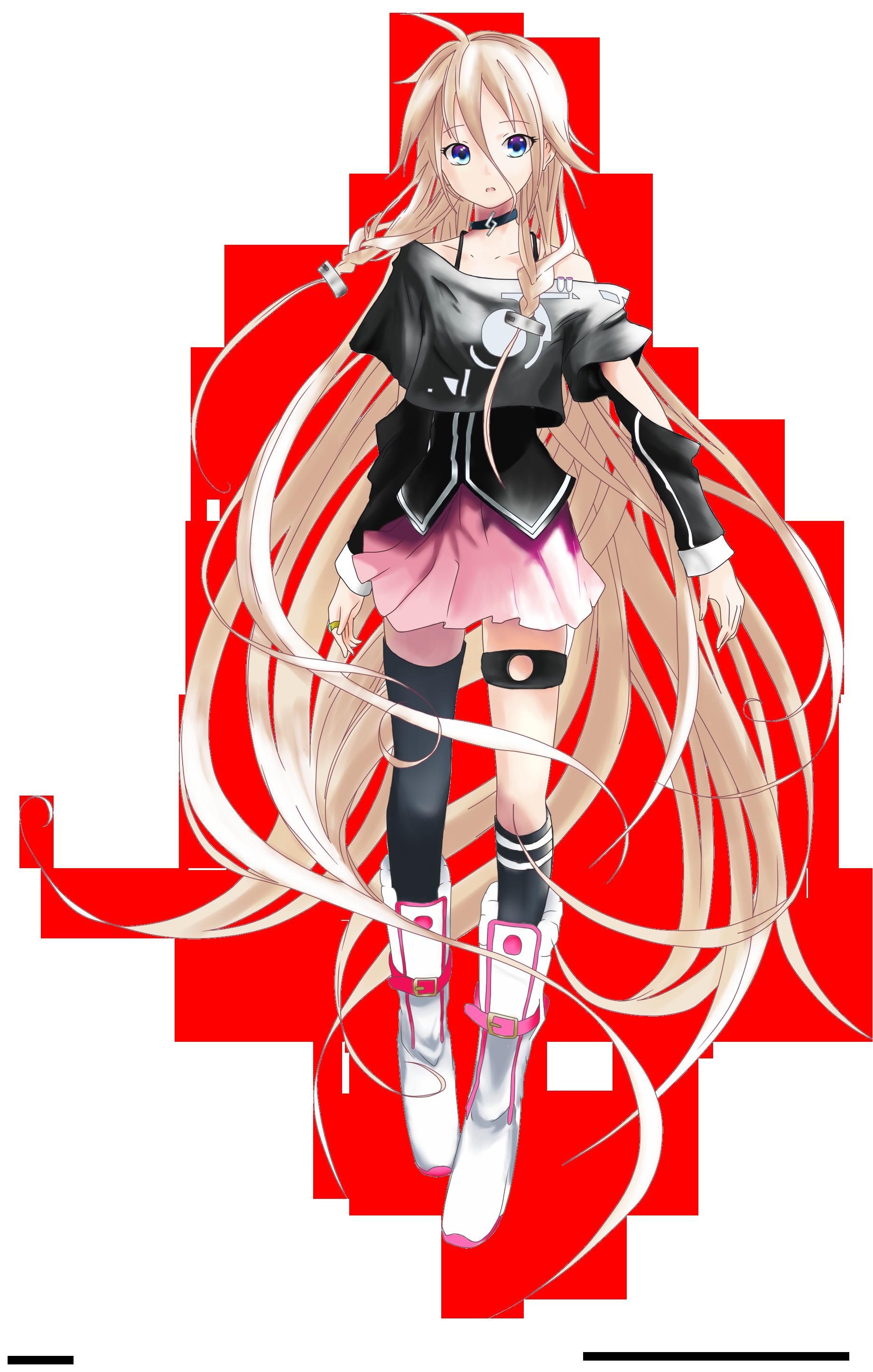 Vocaloid 3 - IA/01 - by Rock-Snake on DeviantArt
