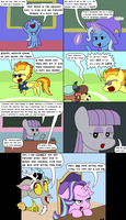 14 The Substitute Troupe by BJDazzle