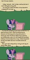 Letters to Celestia: The Mean 6