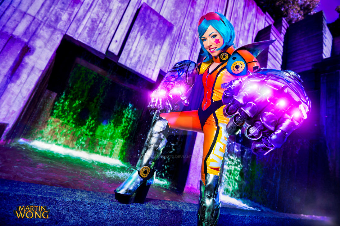 Neon Strike Vi by MartinWongArts on DeviantArt