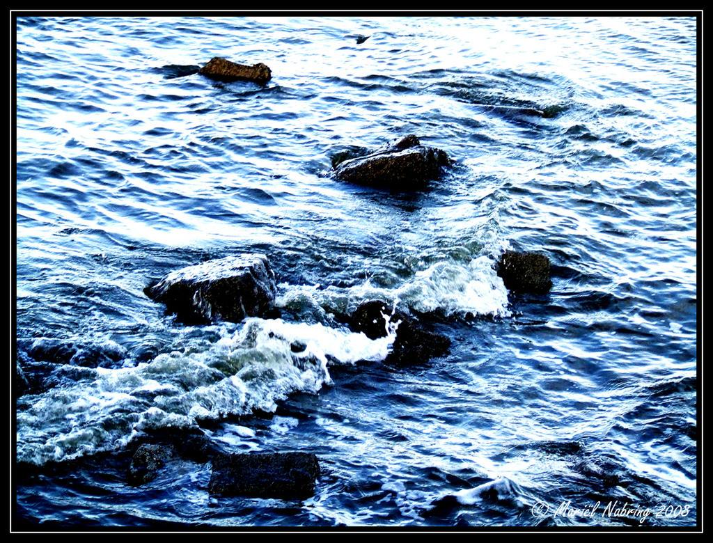 The wild sea by la-mahar