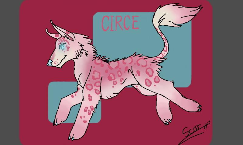 Fanart- Circe