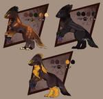 Golgem Breeding #20: Bats Out of Hell