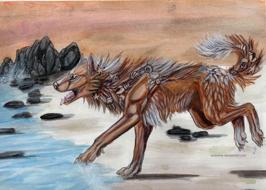 Ocean Spirit by Resennar