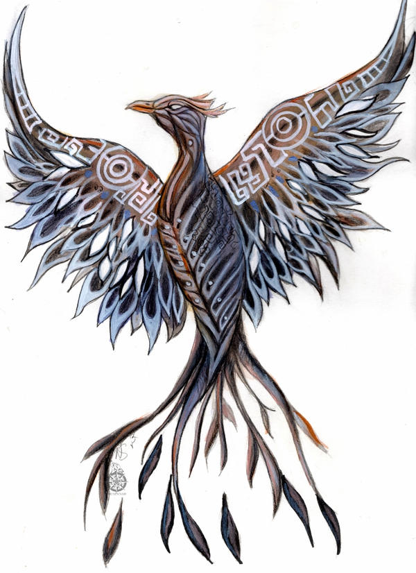 Twilight Phoenix by Resennar