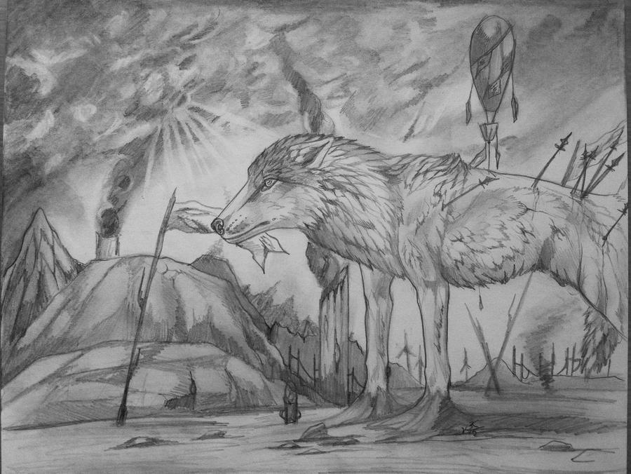 Wasteland by Resennar