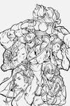 Street Fighter II Turbo Inks