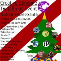 Creative Combine Twitchmas Event! (Dec 2017)