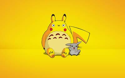 Totorotchu and Pikaro