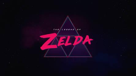 The Legend of Zelda Synthwave