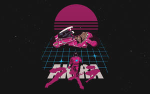 Akira Synthwave by byWizards