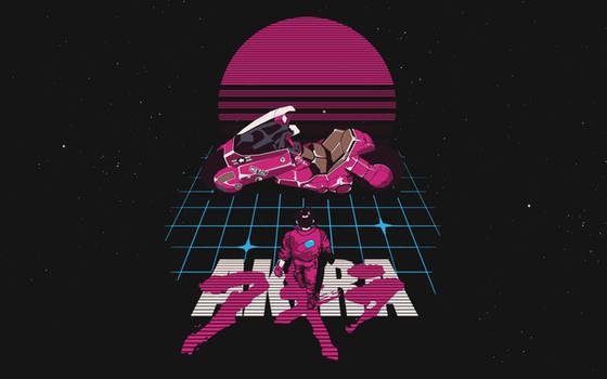 Akira Synthwave