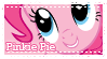 MLP Pinkie Pie stamp by Schwarz-one