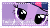 MLP Twilight Sparkle stamp by Schwarz-one