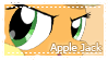 MLP Apple Jack stamp by Schwarz-one