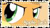 MLP Apple Jack stamp by Schwarz-one
