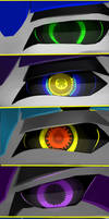 TFP: eyes
