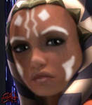 Ahsoka Tano Humanized 1 by JVCustoms by jvcustoms