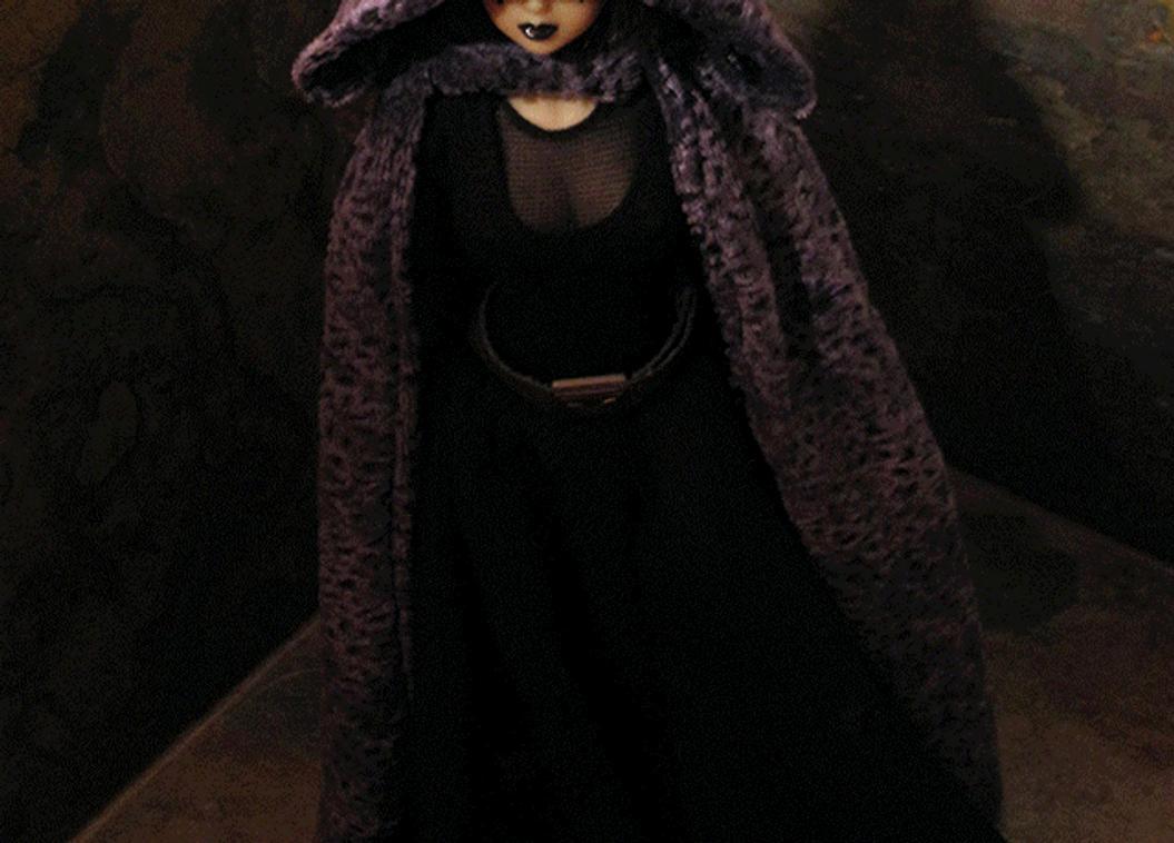 Barriss Offee Jedi Padawan Custom Figure Slideshow by jvcustoms